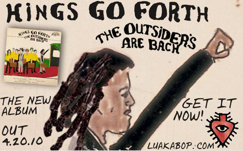 Outsiders Promo